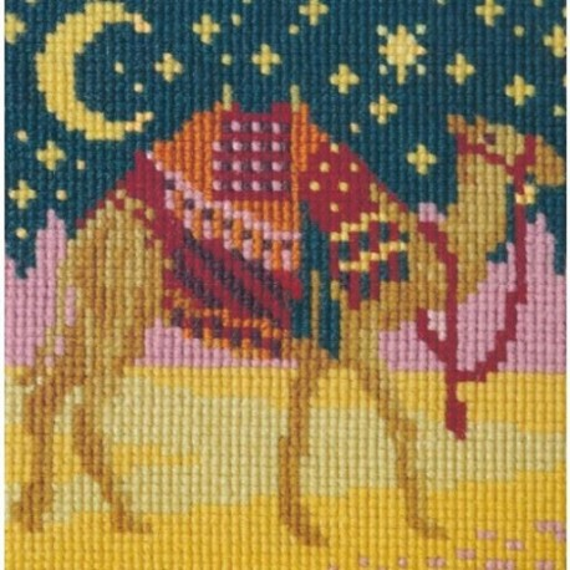 Elizabeth Bradley, Mini Kits, CAMEL - 6x6 pollici
