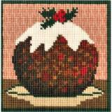 Elizabeth Bradley, Mini Kits, CHRISTMAS PUDDING - 6x6 pollici