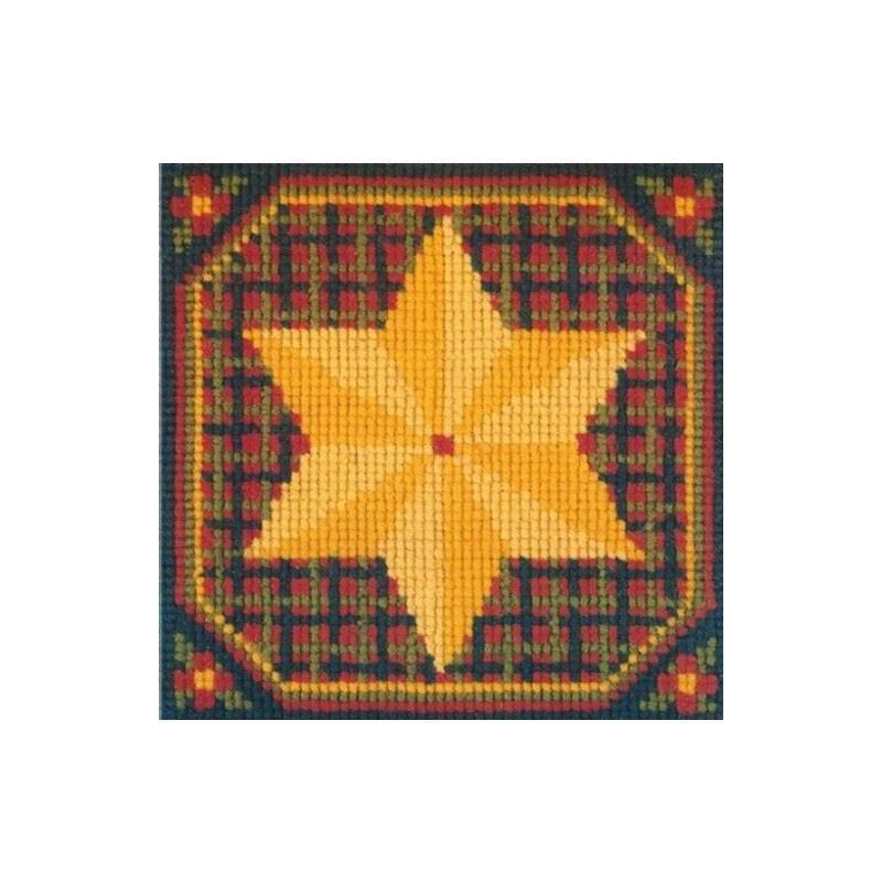 Elizabeth Bradley, Mini Kits, STAR - 6x6 pollici