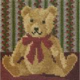 Elizabeth Bradley, Mini Kits, TEDDY BEAR - 6x6 pollici
