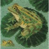 Elizabeth Bradley, Mini Kits, THE FROGS - 6x6 pollici