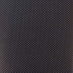 Moda Fabrics Fern Hill by Jan Patek, Tessuto Blu con Stelle
