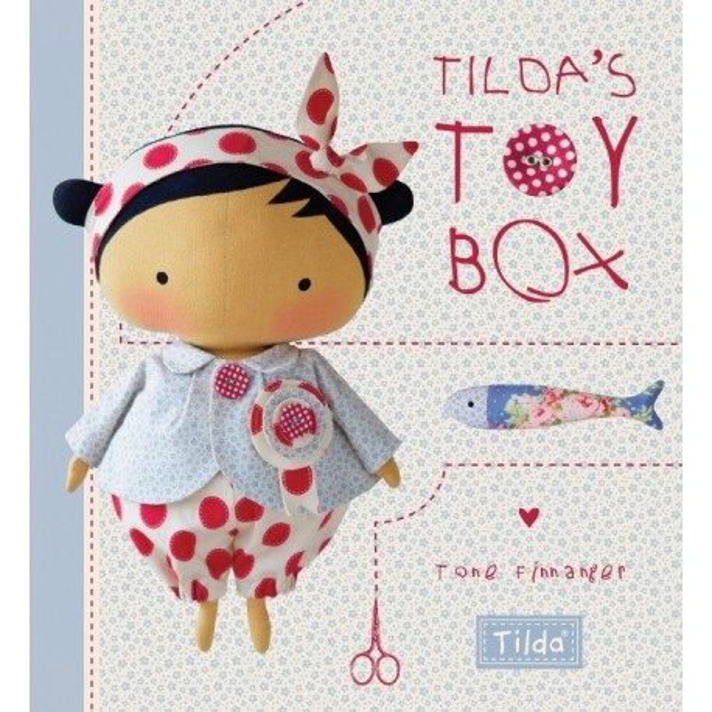 Tilda's Toy Box - 135 pagine