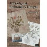 120 Original Embroidery Designs - 225 pagine