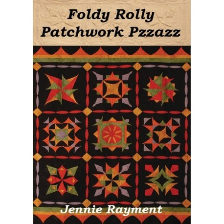 FOLDY ROLLY PATCHWORK PZZAZZ
