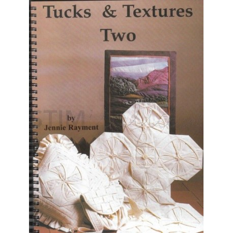 TUCKS TEXTURES & PLEATS TWO