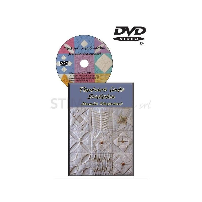 TEXTURE INTO SUDOKU DVD