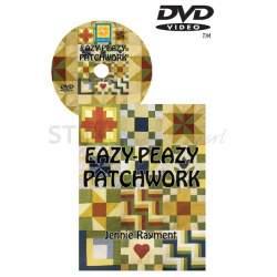 EZ PEAZY PATCHWORK DVD