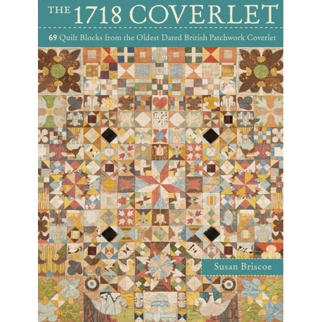 The 1718 Coverlet - 128 pagine