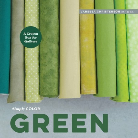 Simply Color: Green - 104 pagine