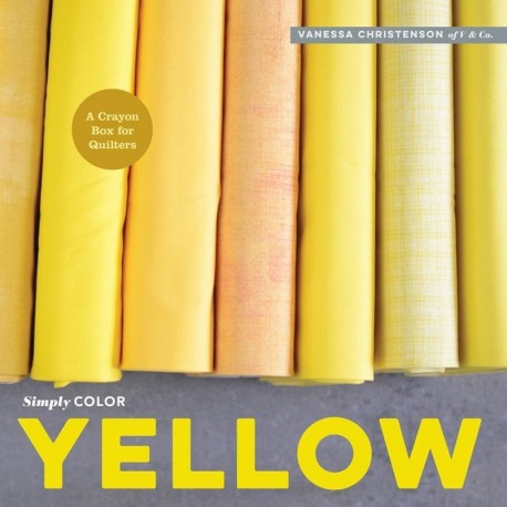Simply Color: Yellow - 112 pagine