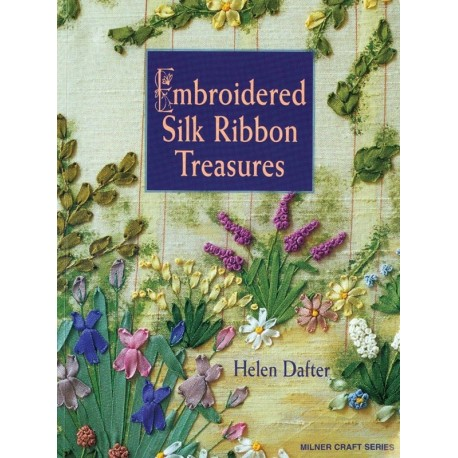 Embroidered Silk Ribbon Treasures - 184 pagine