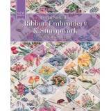 Ribbon Embroidery and Stumpwork - 128 pagine