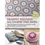 Granny Squares - All Shapes & Sizes - 80 pagine