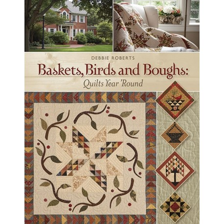 Baskets, Birds and Boughs - 88 pagine
