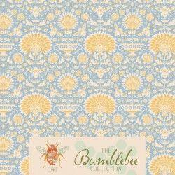 Tilda 110 Garden Bees Blue Bumblebee