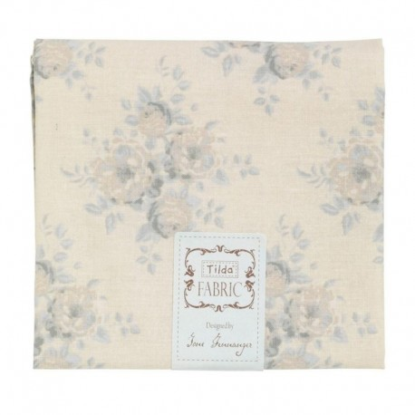 Tilda Fat Quarter Mina Blue