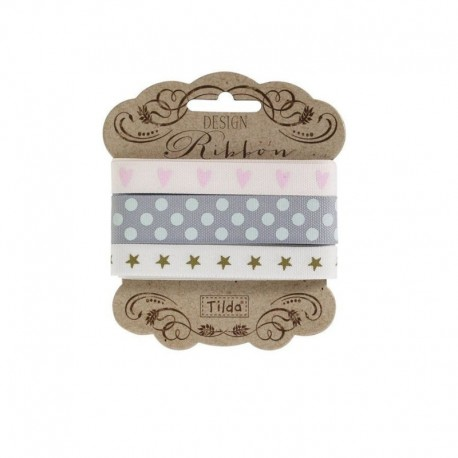 Tilda ribbon set 10-15 mm