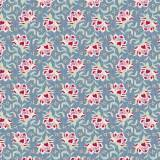 Tilda 110 Clown Flower Blue