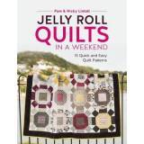 Jelly Roll Quilts in a Weekend - 128 pagine