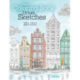 The Coloring Book of Urban Sketches - 208 pagine