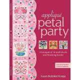 Applique Petal Party, 8 pagine - Quilt Pattern