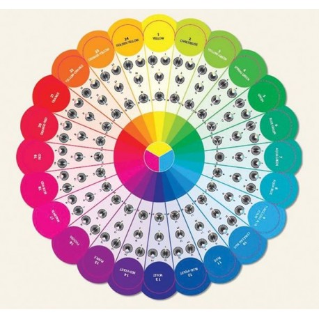 Guida Colore, Essential Color Wheel Companion