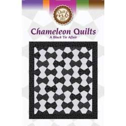 Chameleon Quilts A Black Tie Affair - Quilt Pattern