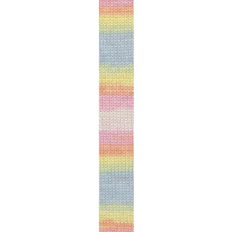 Miss Tricot, filato Baby bamboo color