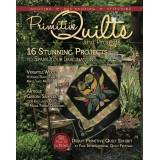 Primitive Quilts & Projects Summer 2015 - 107 pagine