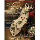Primitive Quilts & Projects Winter 2015 - 103 pagine