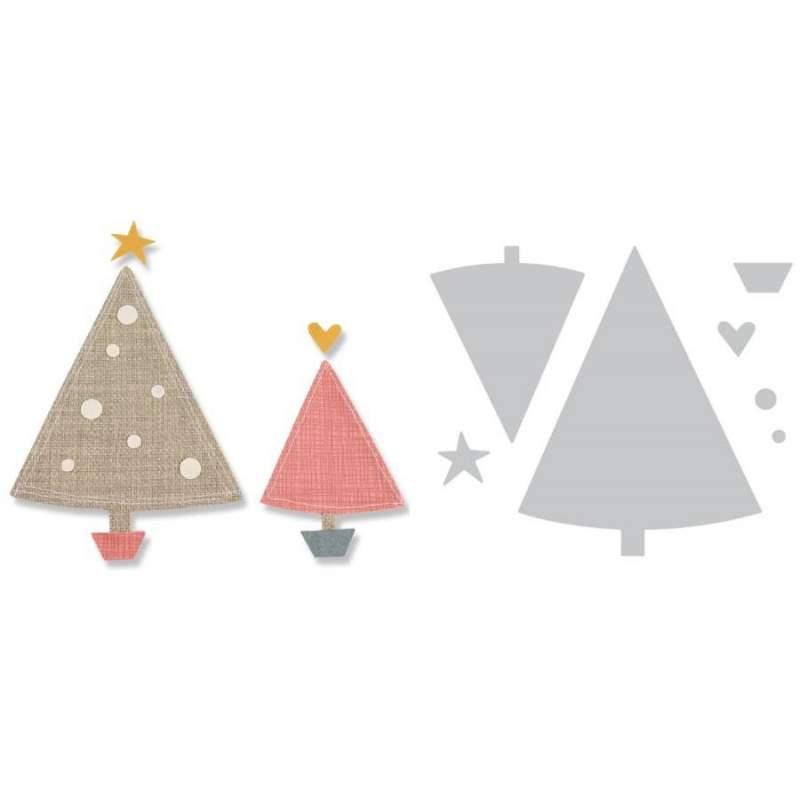 Sizzix, Bigz Die - Oh, Christmas Tree