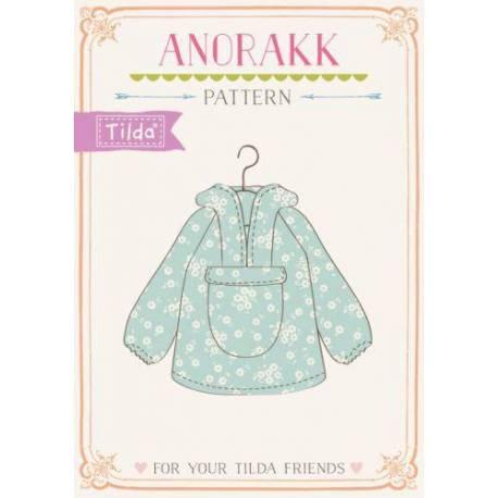 Tilda Friends pattern Doll Jacket