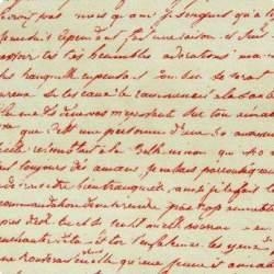 Lake House, Tessuto Antique Galligraphy LH03014