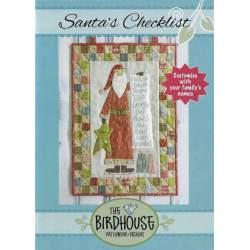 The BirdHouse, Santa's Checklist