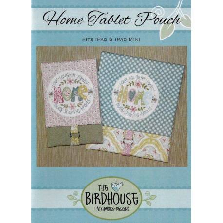 The Bird House, Home Tablet Pouch