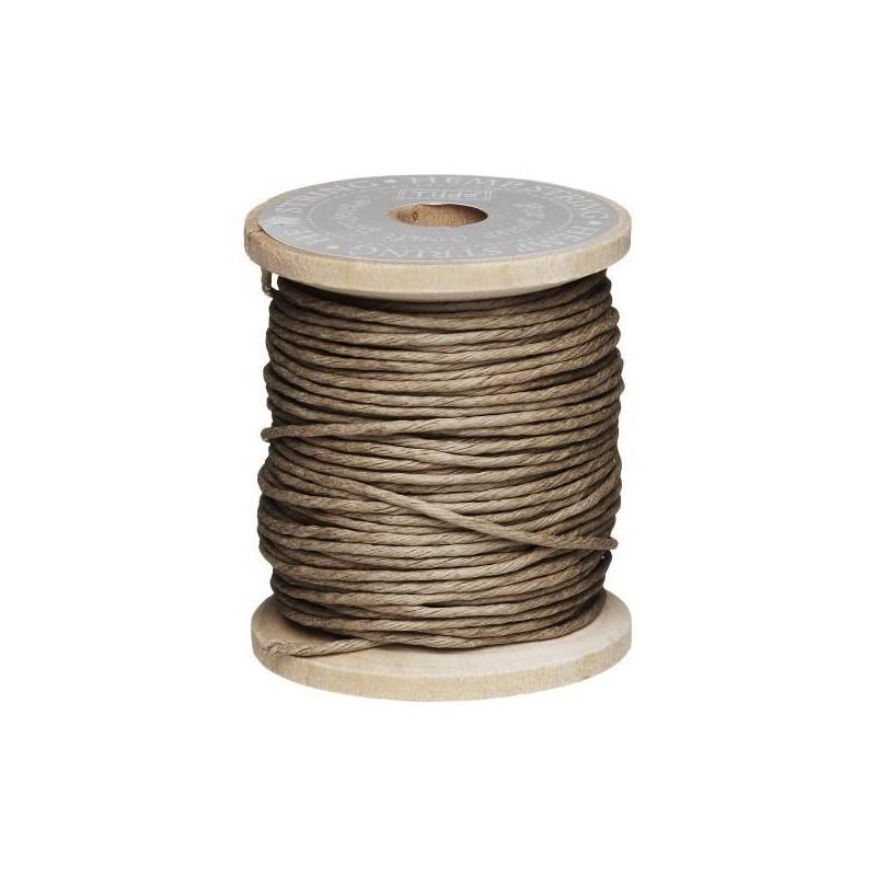 Tilda natural string on a spool, 20mt
