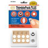 Colonial - Kit di Ditali per polpastrello - Thimble Pack Plus