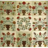 Corso, Applique: Baltimore Album Quilts