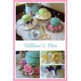May Blossom, Milliner's Pins