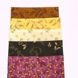 Bundle di 5 Tessuti Patchwork da 30x110cm - B