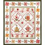 The Quilt Company, Garden Tea Party BOM