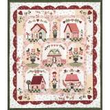 The Quilt Company, Follow Your Heart BOM