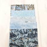 Bundle di 5 Tessuti Patchwork da 30x110cm - Q