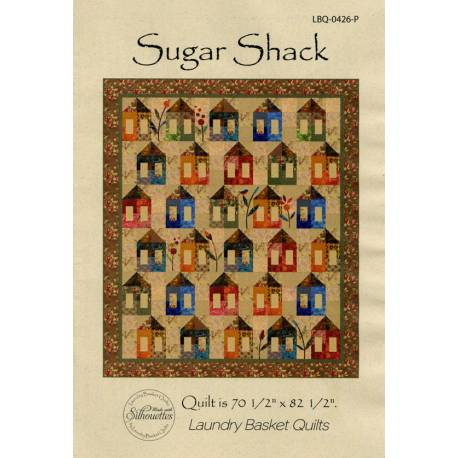 Laundry Basket Quilts, Sugar Shack