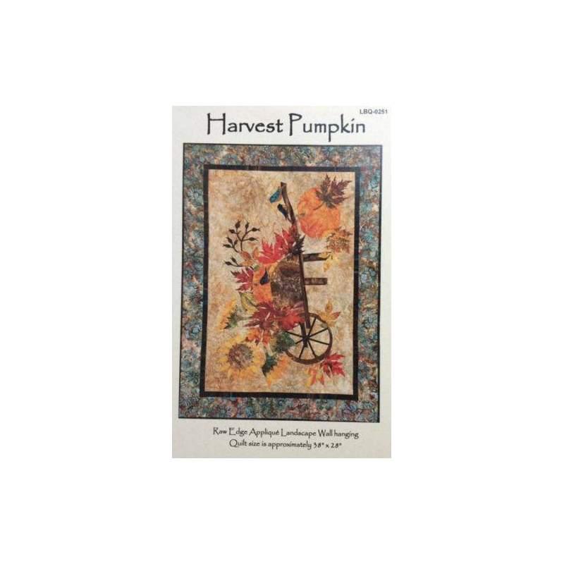 Laundry Basket Quilts, Harvest Pumpkin