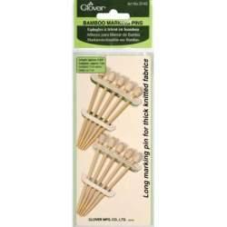 Clover, Spilli In Bamboo (10 Pz)