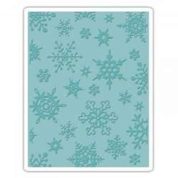 Sizzix, Texture - Fiocchi di Neve, Tim Holtz