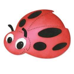 Bigz Die - Ladybug