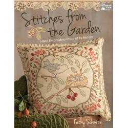 Martingale, Stitches from the Garden - Hand Embroidery Inspired by Nature